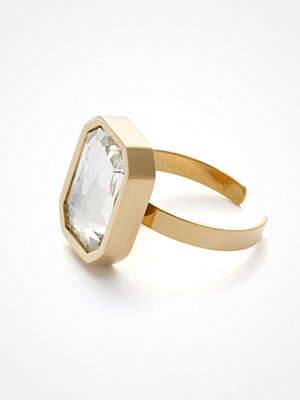 BY JOLIMA Sabina Square Ring
