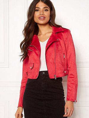 Only Sherry Cropped Biker