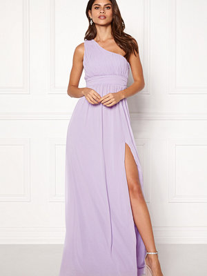 Make Way Ellamae one shoulder gown