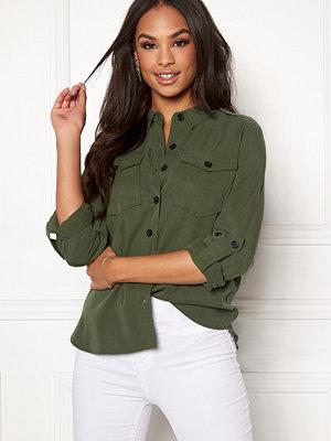 Skjortor - Object Veronica L/S Shirt