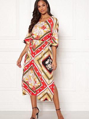 Object Dina 3/4 Midi Dress