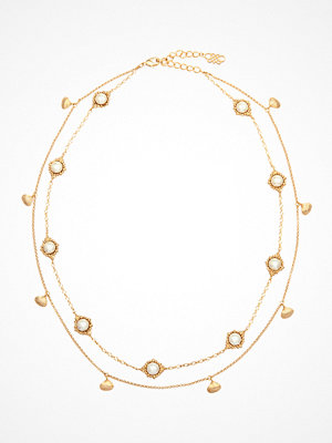 Lily and Rose halsband Bonnie Pearl Necklace