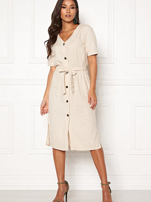 Jacqueline de Yong Sierra Belt Midi Dress