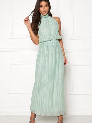 Festklänningar - Vila Tippy S/L Maxi Dress