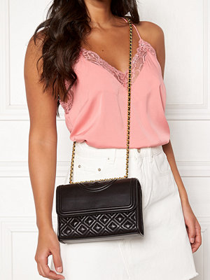 Tory Burch Flemming Quilted Leather