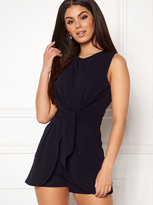 Ax Paris Tie Front Playsuit