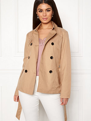 Only Laura Short Trenchcoat