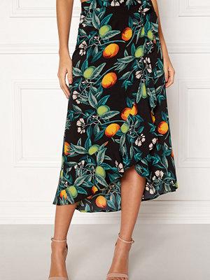 Bubbleroom Villima midi skirt
