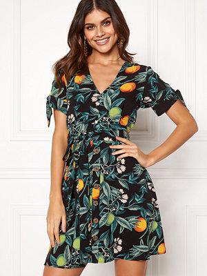 Bubbleroom Florine dress Black / Patterned