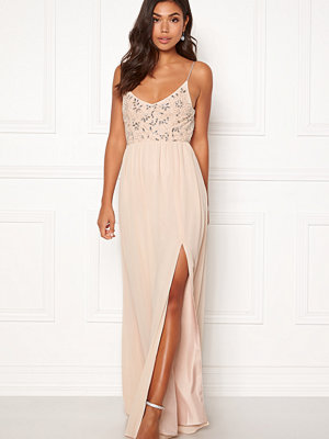 Moments New York Zinnia Beaded Gown