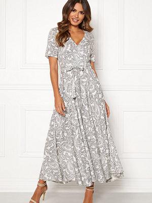 Object Pisa S/S Maxi Dress
