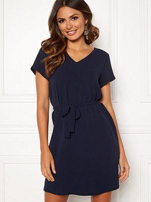 Only Nova Lux Deep V S/S Dress