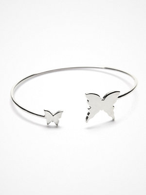 Gynning Jewelry armband Floating Butterfly Bracelet