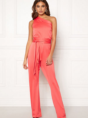 Bubbleroom Carolina Gynning One shoulder jumpsuit