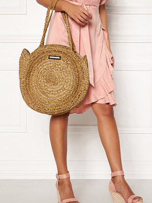 Day Et Day Straw Round Bag