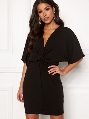 Girl In Mind Gabby Twist Batwing Dress