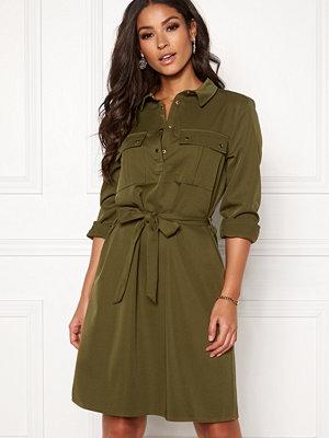 Vila Trooper L/S Dress
