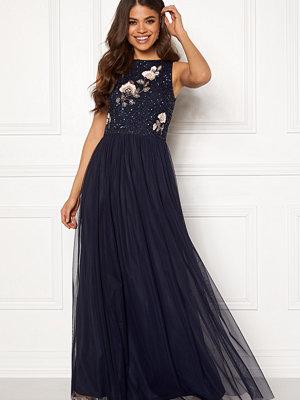 Angeleye Sequin Embroidered Dress