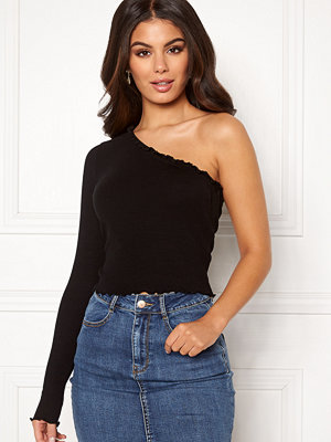 Make Way Paisley one shoulder top