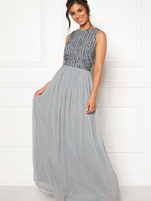 Angeleye Sequin Bodice Maxi Dress