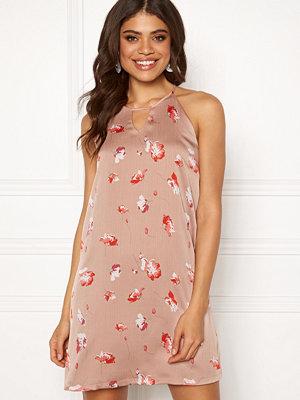 Only Giza S/L Dress Adobe Rose