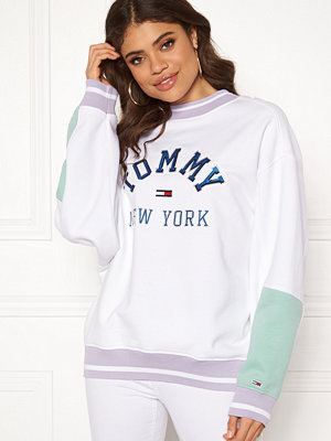 Tommy Jeans Pastel Colorblock Crew