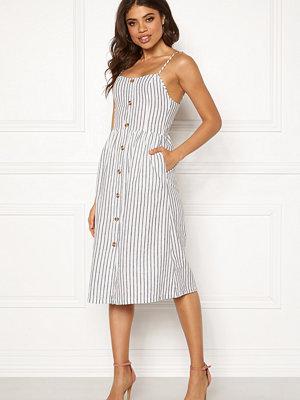 Only Luna Strap Stripe Dress