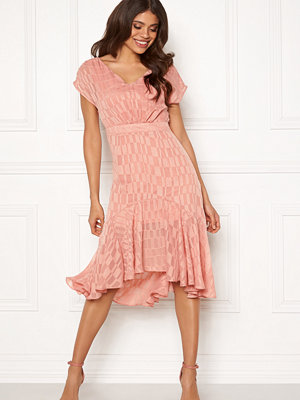 Object Kelsey S/S Dress Misty Rose