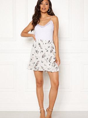 Rut & Circle Flower Frill Skirt