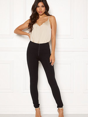 Freddy svarta byxor WR.UP High Waist Skinny