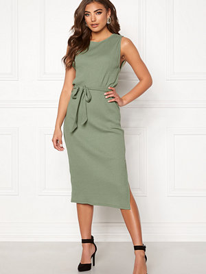 Bubbleroom Naima ribbed dress