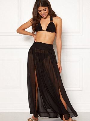 Goddiva Resort Kendra Split Maxi Skirt