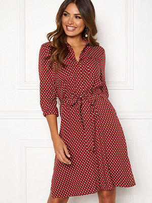 Happy Holly Ronja ls shirt dress