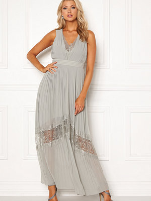 Little Mistress Waterlily Lace Maxi Dress