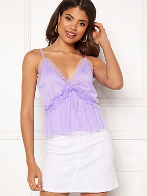Ivyrevel Frill Shoulder Strap Top