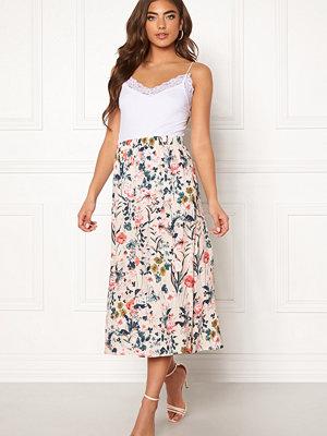 Pieces Liv HW Midi Skirt