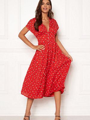 Tommy Jeans Waist Detail Midi Dress