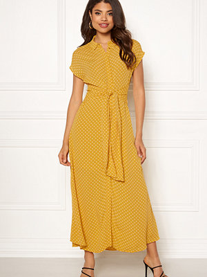 Vero Moda Abigail Long S/S Tie Dress