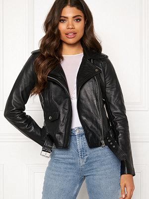 Object Nandita Leather Jacket