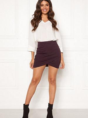 Only Vigga Houndstooth Skirt