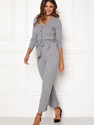 Jumpsuits & playsuits - Happy Holly Ava rib jumpsuit