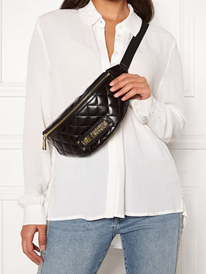 Love Moschino väska New Shiny Quilted Bag