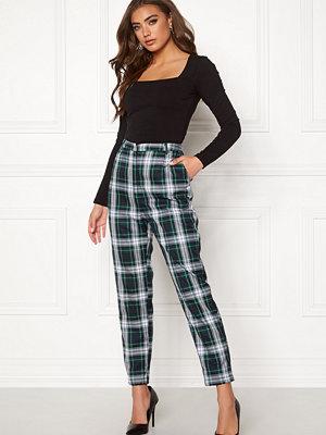 Bubbleroom rutiga byxor Melina trousers