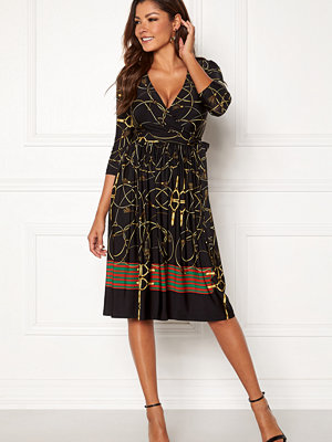 Chiara Forthi Henny wrap dress