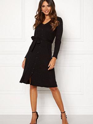 Happy Holly Ava rib dress