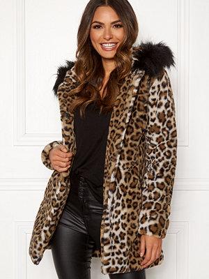 Happy Holly Trinny faux fur coat