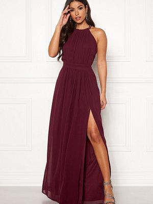 Angeleye High Neck Maxi Dress