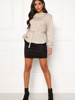 Only Julie Fauxsuede Skirt