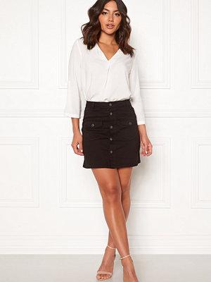 Kjolar - Jacqueline de Yong Five Button Skirt