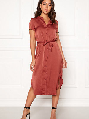 Vero Moda Alba S/S Belt Dress